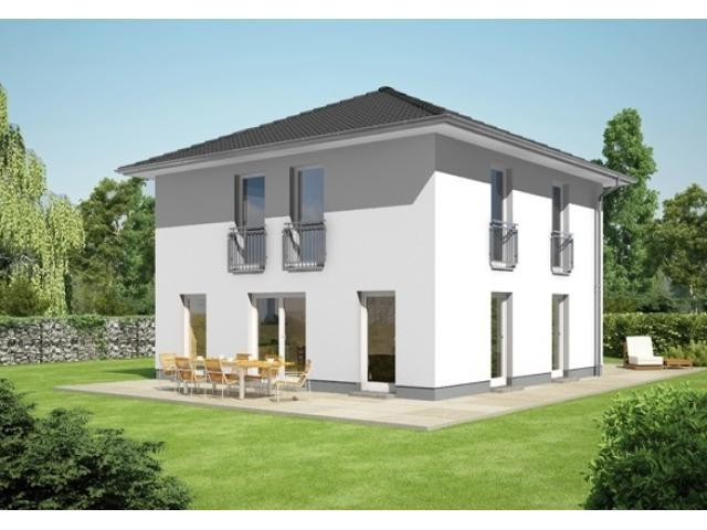 Haus kaufen Birkenfeld - Stadtvilla Arcus WD_100 - Neubau - Heinz ...