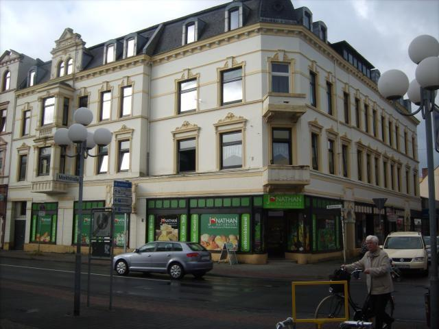 Wohnung mieten wilhelmshaven 3 zimmerwohnung marktstra e 94 96 wilhelmshaven zentrum bei for Wohnung mieten bremen privat