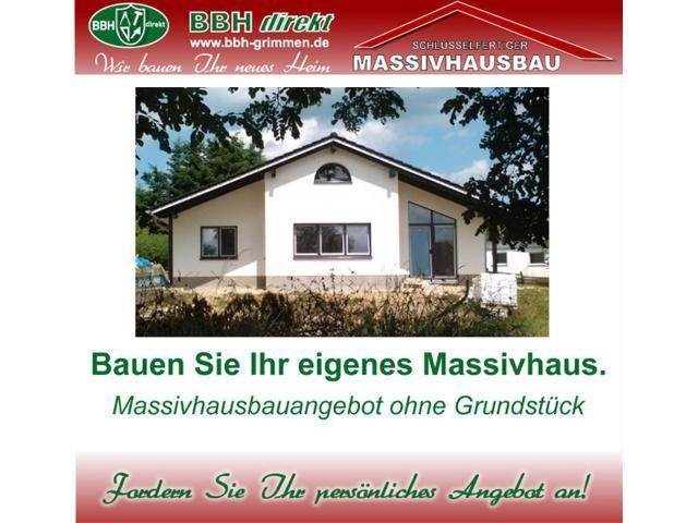 Captivating Massivhaus