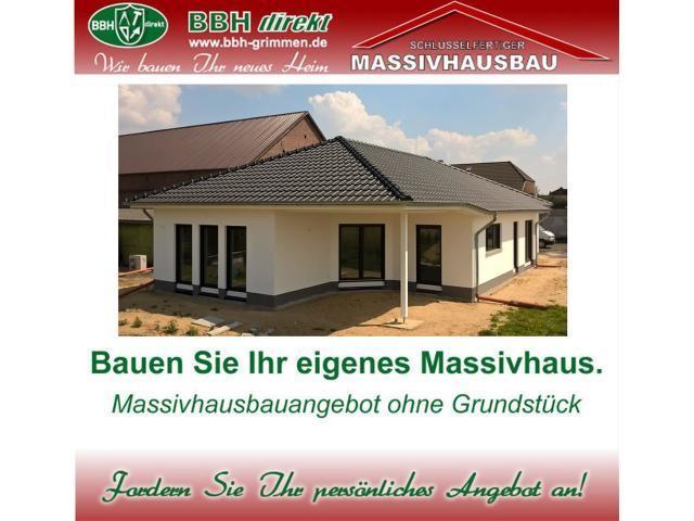 Exceptional Massivhaus