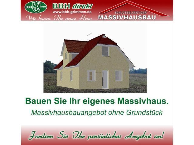 High Quality Massivhaus