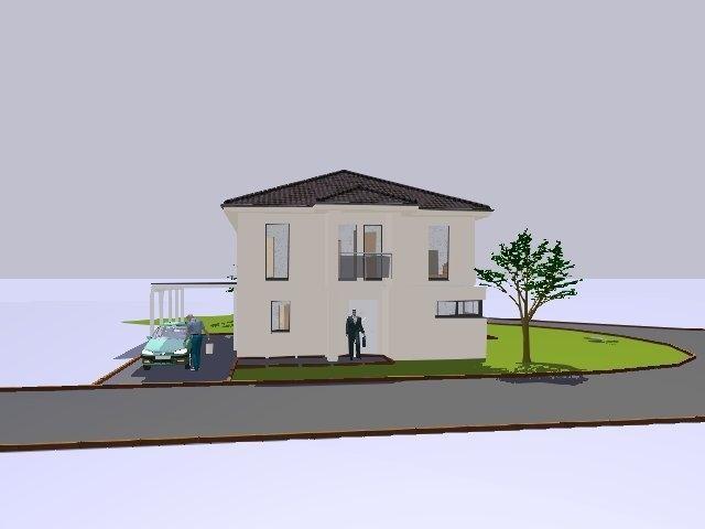 haus kaufen rheine neubau einer schicken stadtvilla kfw. Black Bedroom Furniture Sets. Home Design Ideas